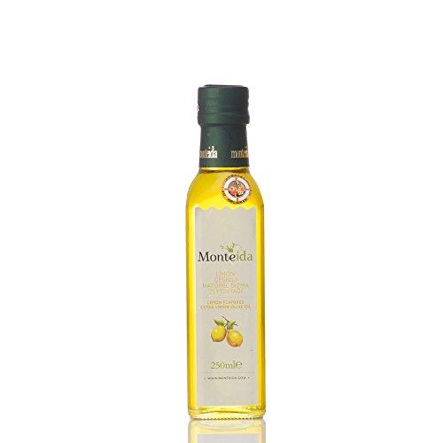トルコ産 エキストラバージンフレーバーオリーブオイル レモン 250ml