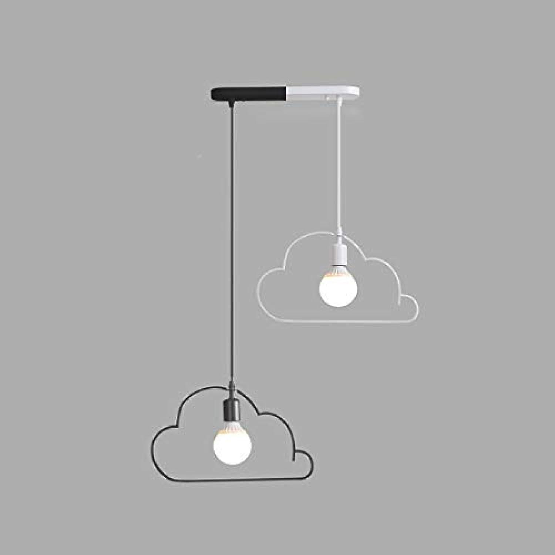 Nordic Kreative Wolke Led Eisen Kronleuchter Pendelleuchte Restaurant Café Fenster Display Decke Hngende Lampe Kette Einstellbar Deckenleuchten