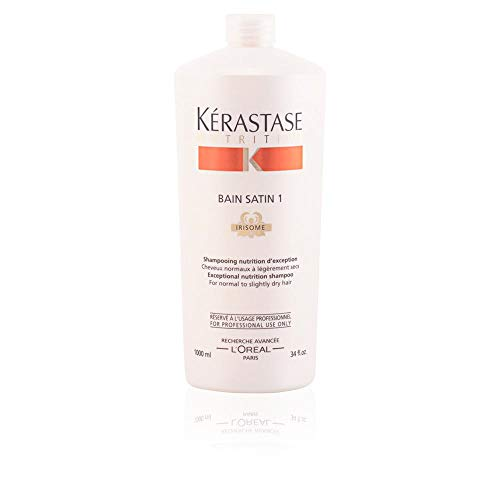 Kerastase Nutritive Bain Satin 1 Irisome - Champú 1000 ml