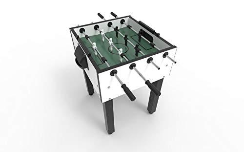Ullrich-Sport Mini Kickertisch - Tischkicker für kleinste Räume - Tischfußball