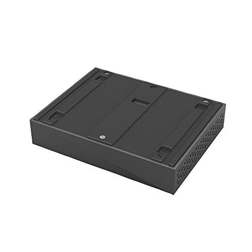 VU+ 620460 Zero 4K PVR Kit für Festplatten, 6,35 cm (2,5 Zoll), schwarz