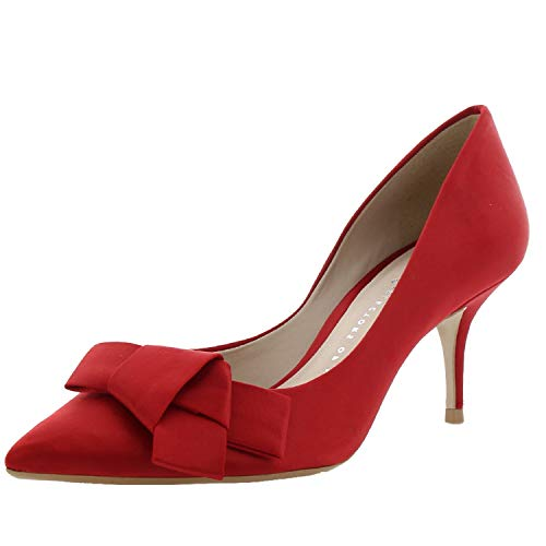 Bronx Pumps Bnew-kittyX 75092-A Pumps Stiletto, Schuhgröße:38 EU, Farbe:Rot