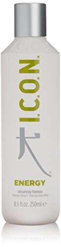 Icon Energy Detoxifiying Shampoo Champú - 250 ml