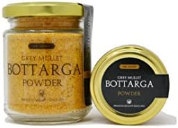 Mr Moris Bottarga Powder Premium Quality Kosher (Meeräschen Pulver) (50Gr)