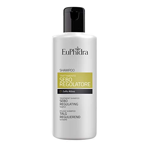Zeta Farmaceutici Euphidra Shampoo Seboregolatore - 200 ml