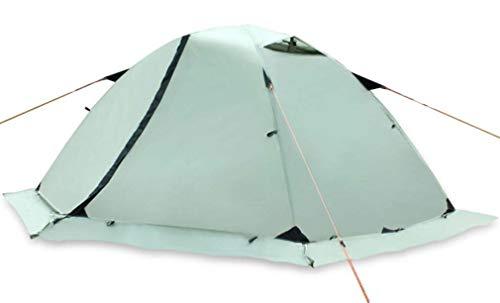Isabella 4 Seizoen 2 Persoon Waterdichte Koepel Backpacking Tent voor Camping Wandelen Reizen Klimmen - Eenvoudige Instelling