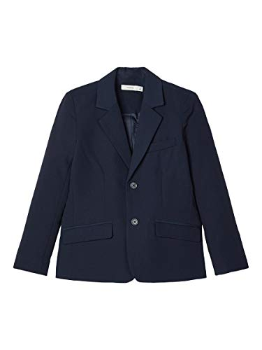 NAME IT Boy Blazer Web 128Dark Sapphire