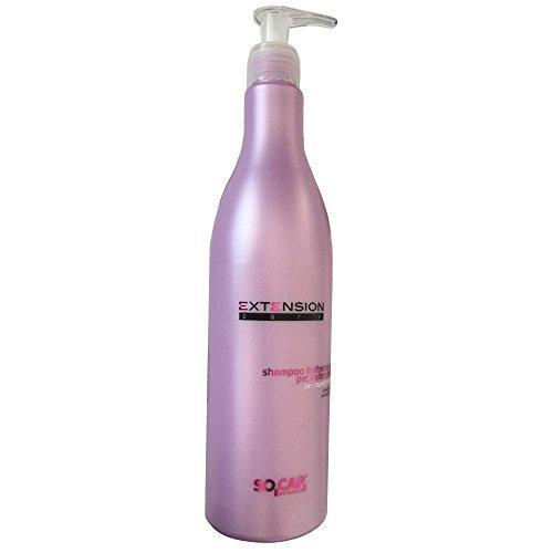 Socap Extension Care Shampoo für statische Haar 500ml
