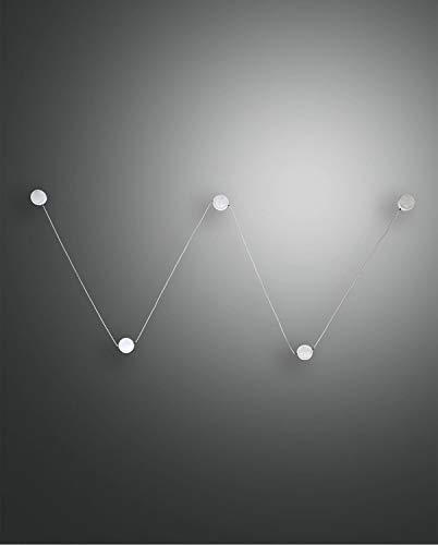 FABAS LUCE 3487-21-102 Plafón giratorio LED blanco con interruptor 25 W 2250...