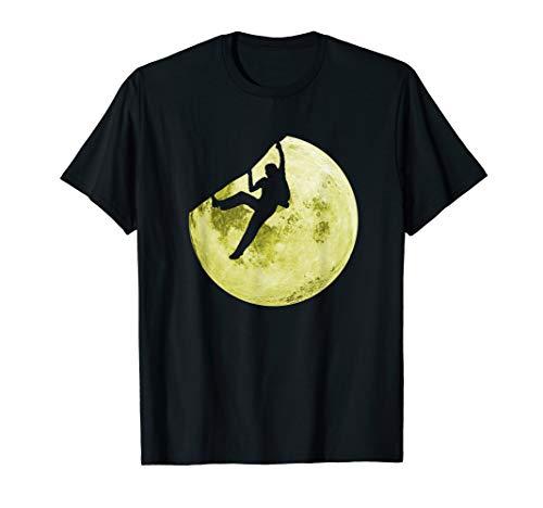 Klettern Boulder Bouldern Climbing Zubehör T-Shirt