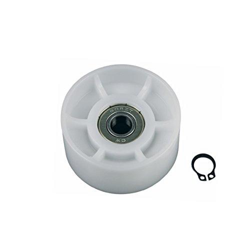 Bosch Siemens 00632045 632045 ORIGINAL Spannrolle Riemenspannrolle Riemenspanner Riemenrolle Spannrad Kunststoffrolle Trockner Wäschetrockner