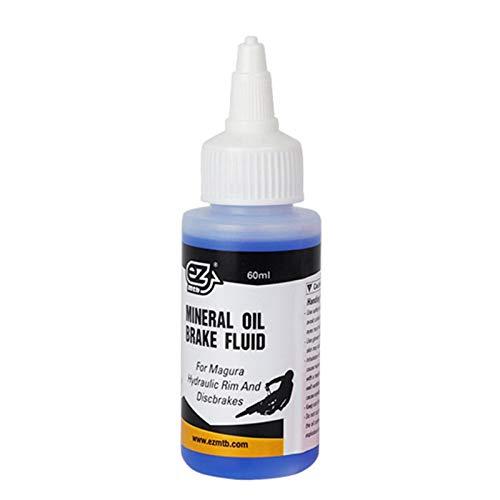 Lingge Freno de Bicicleta Aceite Mineral 60 ml Líquido lubricante de Freno...