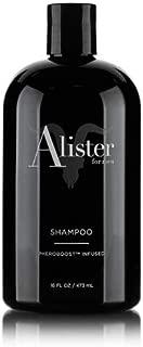 Alister Shampoo For Men, By Dan Bilzerian, All Natural, Clean, Vegan, Pheroboost Infused
