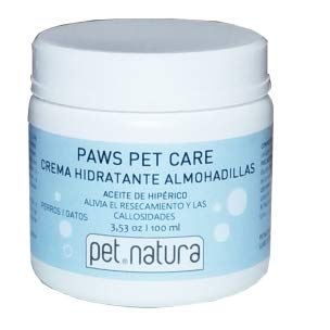 PetNatura Crema de Almohadillas para Perros y Gatos 250 ml.