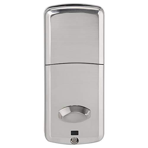 Cerradura de Puerta corredera de Seguridad, Cerradura de Puerta de Entrada sin Llave con Bluetooth móvil Defender, electrónica para Puerta para el hogar