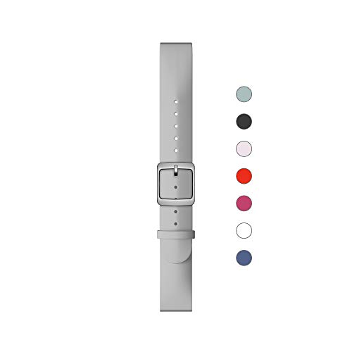 Withings Bracelet en Silicone Spécial Sport pour ScanWatch, Steel HR, Steel HR Sport, Move ECG, Move and Steel [Exclusif Amazon]
