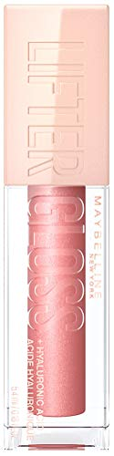 Maybelline New York Lifter Gloss, Nr. 003 Moon, Lipgloss mit Hyaluronsäure, 5.4 milliliter