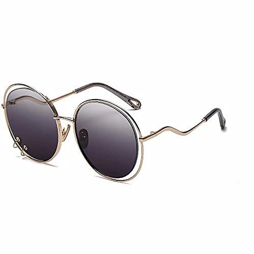 Gafas de sol mujer gafas de sol polarizadas con montura cuadrada retro hombres gafas de sol con montura TR90 completa y ligera con protección UV400 MTS2