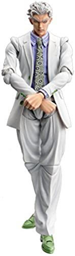Medicos JoJo's Bizarre Adventure  Part 4--Diamond is Unbreakable  Yoshikage Kira Super Action Statue (Released) by MediCos