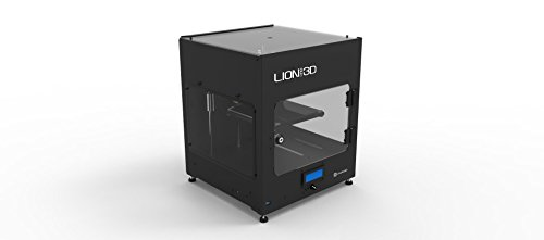 Impresora Lion Pro 3D de Leon 3D Oferta Black Friday Antes 1.485€ - hasta el Domingo 25% - 1.113,75€!!!!
