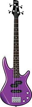 Ibanez 4-String Bass Guitar Right Handed Metallic Purple  GSRM20MPL