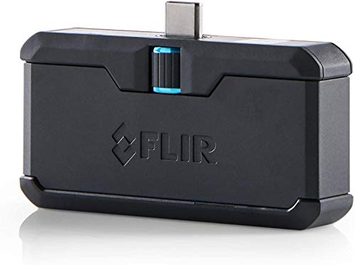 FLIR One Pro – Android (USB-C) – Professional Grade Thermal Camera for Smartphones – With VividIR and MSX Image Enhancement Technology