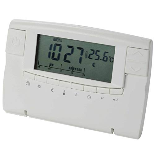 PEREL - CTH406 Digitales Thermostat, 140 mm x 199 mm Abmessungen 176466