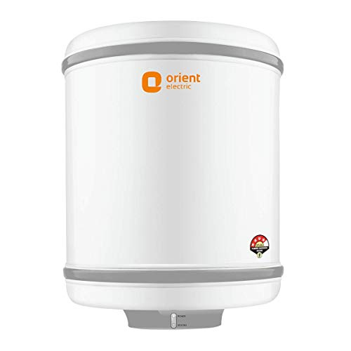 Orient Electric Aqua Spring Storage 6L Vertical Water Heater-BEE 4 Star