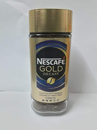Nescafe Gold Blend Decaf Coffee, 200g