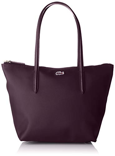 Lacoste Damen Nf2037po Tote, Rot (Rouge Winetasting), 14.5x24.5x24 centimeters