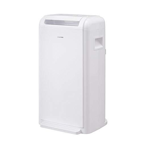アイリスオーヤマ 除湿機 衣類乾燥 強力除湿 除湿器 スピード乾燥 除湿量 8L 湿度センサー 静音設計 デシカント方式 IJD-K80 ホワイト