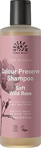 Urtekram Dare to Dream, champú suave de rosa silvestre, orgánico 250 ml