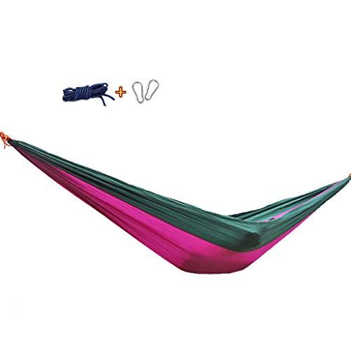 RXL Turismo Hamaca Individual al Aire Libre Sleeping Swing Excursión (Color : C)