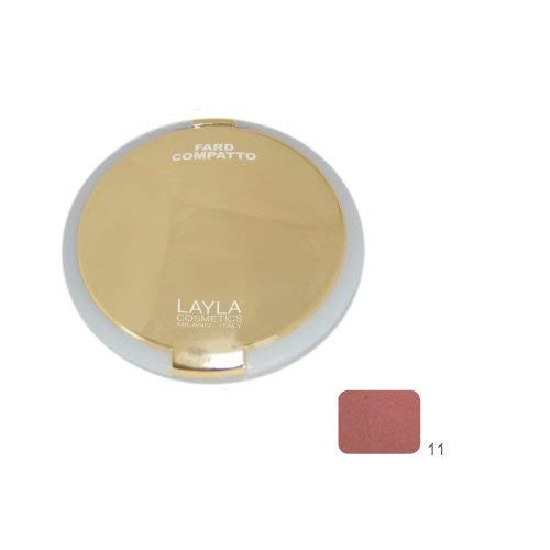 Layla Cosmetics Milano Top Cover Compact Blush 12
