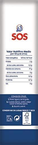 Sos Arroz Redondo, 1 Kg