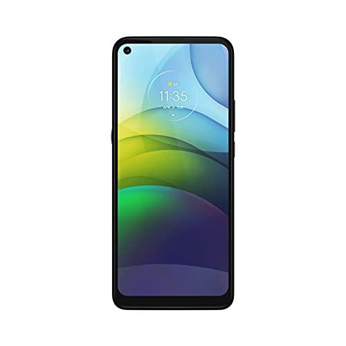 Moto G9 Power 2021 XT2091, 4G LTE, International Version (No US Warranty), 128GB, 4GB, Metallic Sage - GSM Unlocked (T-Mobile, AT&T, Metro)