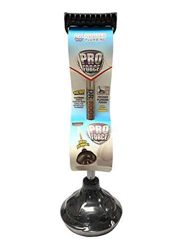 Dr Rooter Pro Force Plus Plunger