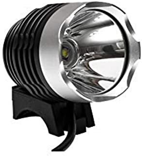 RYMEBIKES Foco LED Bicicleta 1200 LM / 4800MAH / Waterproof ...