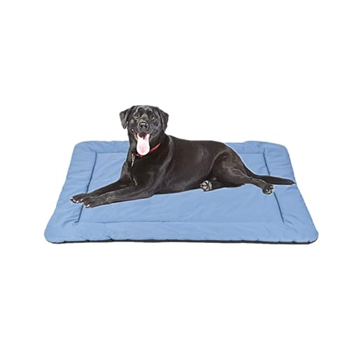 """Cheerhunting Outdoor Dog Bed Pet Bed 40""""X32"""", Waterproof, Washable, Water-Resist, Large, Durable, Portable Camping Travel Pet Mat"""