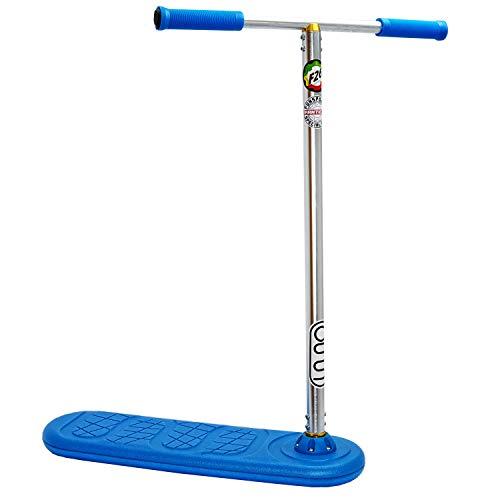 Indo PRO - Cama elástica para acrobacias (79 cm de altura, incluye pegatina Fantic26)