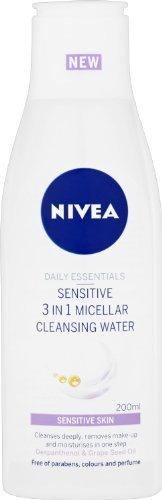Nivea Sensitive 3 in 1 Agua Micelar - 200 ml