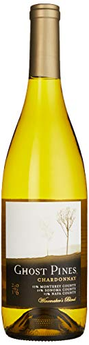 Ghost Pines Chardonnay by L.M. Martini 2013 Trocken (1 x 0.75 l)