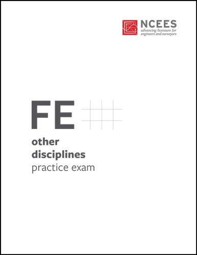 FE Other Disciplines Practice Exam