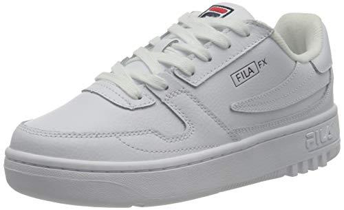 FILA FXVentuno L wmn zapatilla Mujer, blanco (White), 37 EU