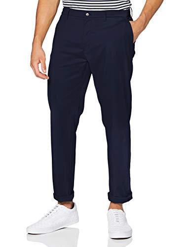 Cortefiel Canutillo CINT Elast Slim Pantalones para Hombre