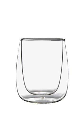 Spiegelau & Nachtmann 4561953 Cremona Lot de 200 verres à double paroi en cristal transparent