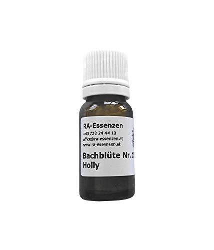 Bachblüte Nr. 15 Holly, 10g Bio-Globuli, radionisch informiert - in Apothekenqualität