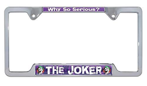 Elektroplate Joker License Open Plate Frame