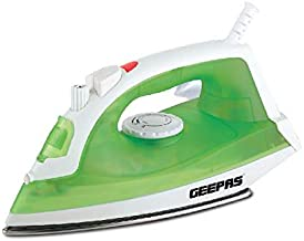 Steam Iron By Geepas, Gsi7783, 240 Volt