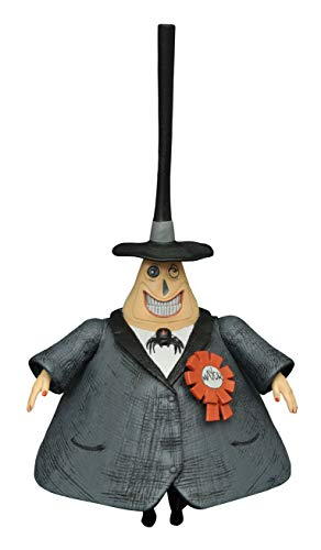 DIAMOND SELECT TOYS The Nightmare Before Christmas Best of Series: Mayor Action Figure, Multicolor